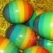 Великден наближава - Първата рецепта за боядисване на яйца Дъга