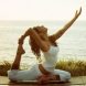 Вижте какво прави скелета докато тренираме йога (Видео)