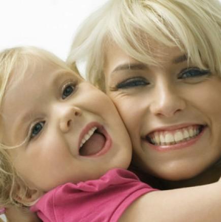 Красива история: Късмет е да имаш дъщеря! Дъщерята е дар от Бога за родителите .