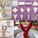 Страхотен начин да декорирайте великденските си салфетки!
