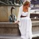 Бяло - модерният цвят за пролет/лято 2014