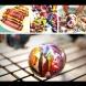 Занимание и за децата: Боядисване на яйца с пастели