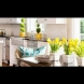 16 идеи за пролетен дизайн и украса на кухнята