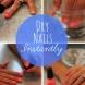 Лесен трик за бързо изсъхване на лакираните нокти