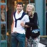 Григор Димитров и Мария Шарапова, по-влюбени от всякога ...