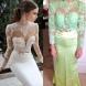 Жена си поръчала перфектната сватбена рокля . . . и ето какво получила