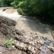 Река заля пътят за Плевен