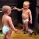 Този разговор между бебета ще ви накара да се разсмеете-събра 15 милиона прегледи в итнернет