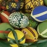 Идеи за декорация на Великденски яйца