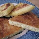 Хлебче с грис по румънски
