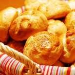 Содени питчици със сирене и масло