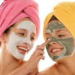Домашни маски с етерични масла