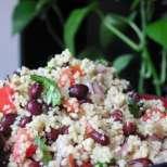 Гръцка салата с кус-кус