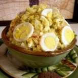 Картофена салата Охо-Бохо