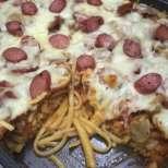 Лазаня от спагети