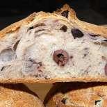 Маслинен хляб по тоскански