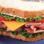 Как да извадим излишните калории от сандвича си