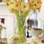 Пролетна декорация за маса