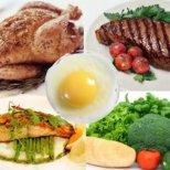 Смесено-балансирана диета