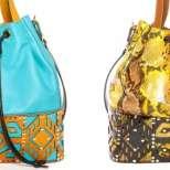 Пролетно-лятната  колекция чанти на Sara Bataglia за 2012