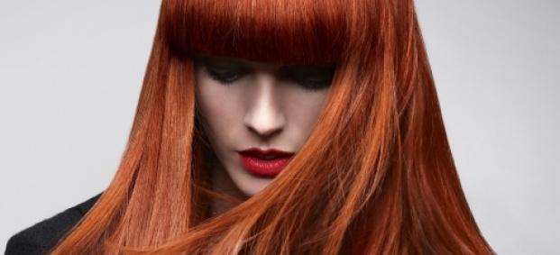 Модерните прически с бретон за 2012