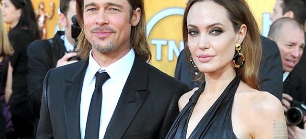 АнджелинаДжолие бременна отново с близнаци!