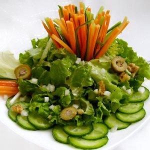 Как да отслабнем бързо със салатена диета
