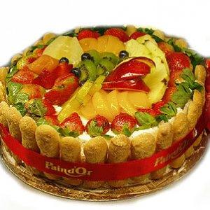 Плодови торти рецепти