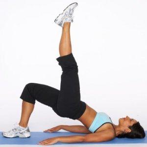 Упражнения за красиви крака