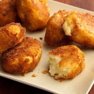 Лесни картофени кюфтета