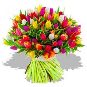 Как да удължим живота на цветята във ваза