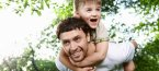Бащата като родител