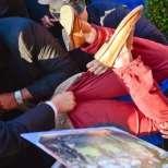 Брад Пит нападнат на червения килим