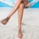 Това са най-сладките равни цветни сандали за тази пролет!