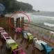 Вижте мястото, на което младата жена влязла в морето, за да се удави