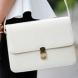 Стил на деня: Бяла чанта