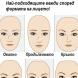 Как лесно да изберете идеални вежди, според формата на лицето