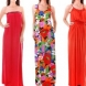 Дългите рокли на мода за лято 2014