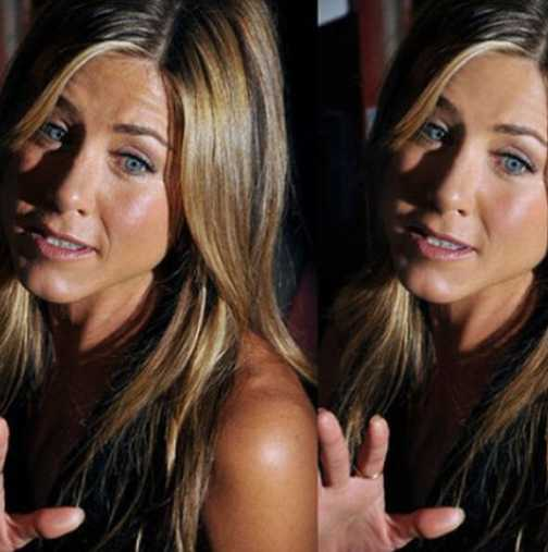 Как изглеждат известните преди и след фотошоп (снимки)