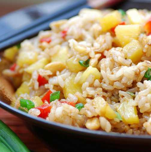 Най-добрите диети с ориз - отслабване 9 кг