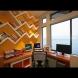 15 невероятни идеи за рафтове в различни геометрични форми - функционално модерно решение за малки пространства