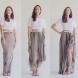 Носете дълга полата по 5 различни начини (Видео)