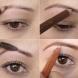 Как да попълните и оформите веждите си (видео)