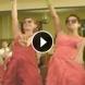 Вижте най- популярният сватбен танц на света (Видео)