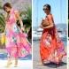Как да носите летните дълги рокли, така че да стават за работа, за разходка в парка и за официални тържества