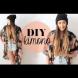 Направи си сам лятно кимоно (Видео)
