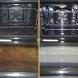 Преди и след - Почистване фурната от нагар по няколко лесни начина