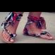 Как да си направите сами тези модерни сандали за 5 минути (Видео)