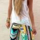 Широки панталони за лято 2014