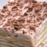 Бисквитени торти лесни и бързи рецепти